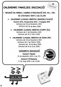 calendari iniciacions